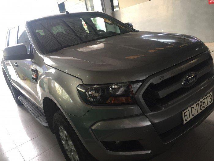 Bán Ford Ranger 4x2 MT,canopy sx 2016 2
