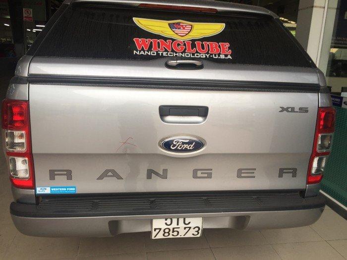 Bán Ford Ranger 4x2 MT,canopy sx 2016 1