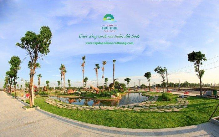 Bán gấp lốc nhà  R1 khu du lịch sinh thái Cát Tường Phú Sinh đợt 10 - CV kì quan 1ha