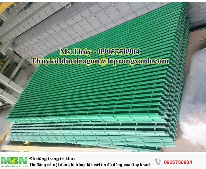 PULTRUDED FRP GRATING29