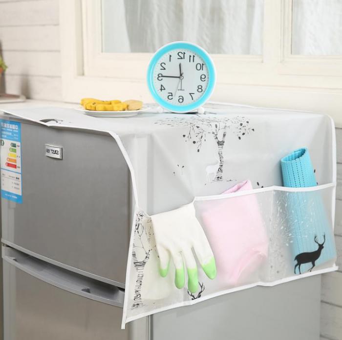 Tấm Phủ Tủ Lạnh, Máy Giặt Đa Năng, Kích thước 56x130 cm - MSN383245