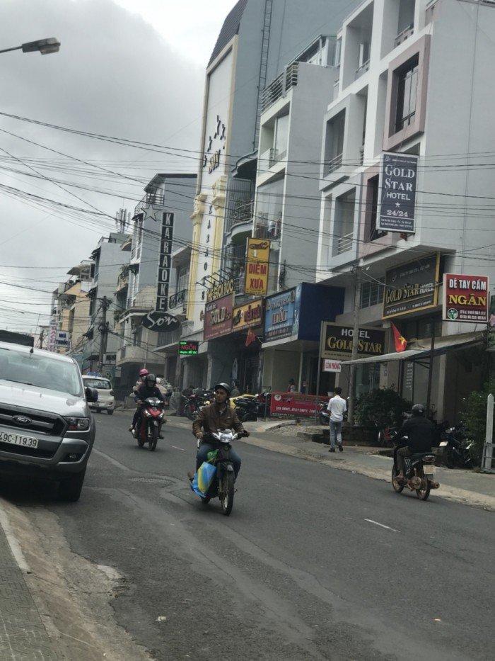 Bán gấp nhà đường Hai Bà Trưng, trung tâm thành phố Đà Lạt