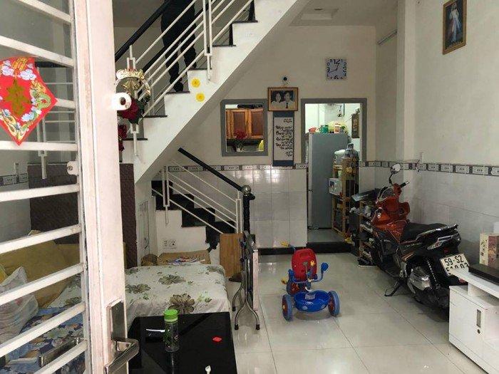 Bán nhà Lê Trong Tấn gần ĐHCN Thực Phẩm, 4 lầu, 40m, nhà mới HXH