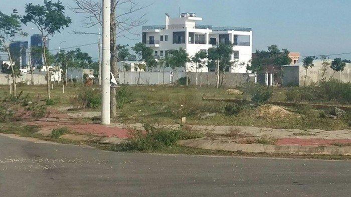 Lô góc 2 mặt tiền ngay cổng khu công nghiệp, gần chợ Điện Nam