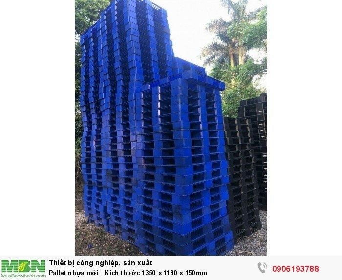 Pallet nhựa mới giá rẻ, uy tín tại Hà Nội. Giao hàng toàn quốc. Liên hệ: 0906193...
