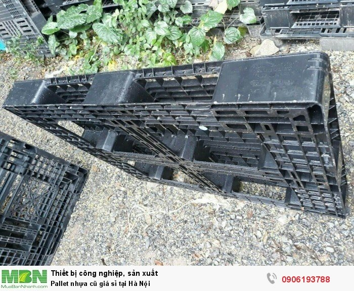 Pallet nhựa cũ giá sỉ tại Hà Nội6