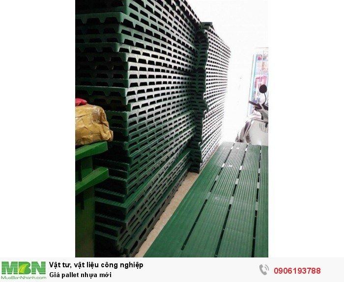 Pallet nhựa mới giá rẻ tại Hà Nội - Gọi ngay 0906 193 788 (24/24)