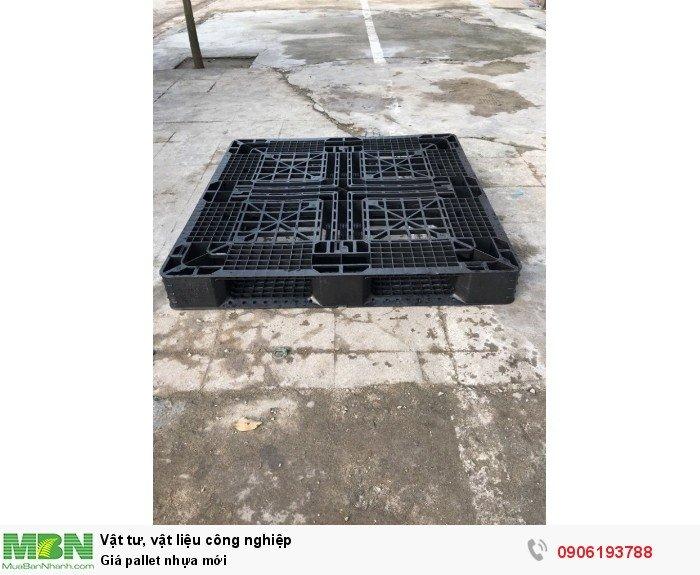 Pallet nhựa mới giá rẻ tại Hà Nội - Hotline: 0906 193 788 (24/24)