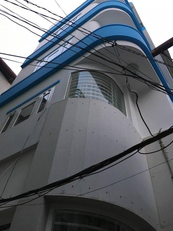 Bán nhà ở  Nguyễn Văn Nguyễn phân lô dt; 35m2 ô tô đỗ cửa