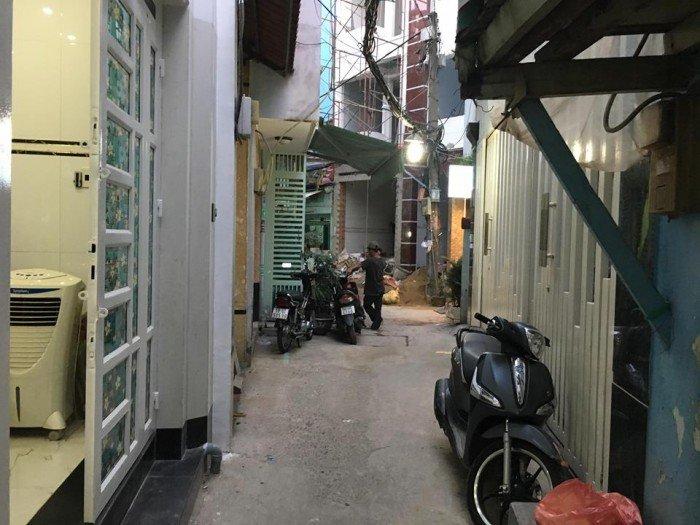 Bán nhà ở mới cực rẻ Hoàng Hoa Thám Phú Nhuận 45m2.