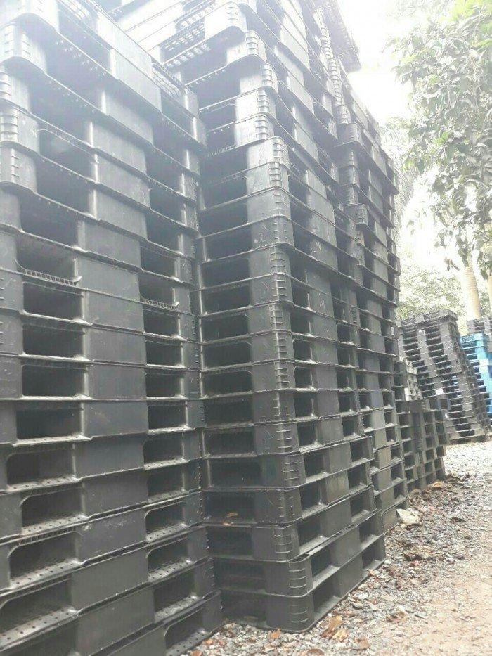 Pallet nhựa cũ giá sỉ tại Bắc Ninh - Hotline: 0906193788 (24/24)