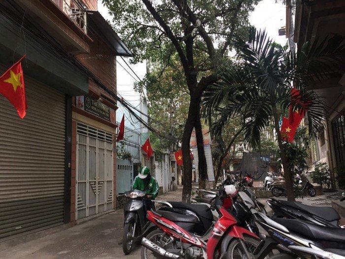 Bán nhà Trường Chinh Phân Lô 62m2x4 tầng ô tô đỗ cửa