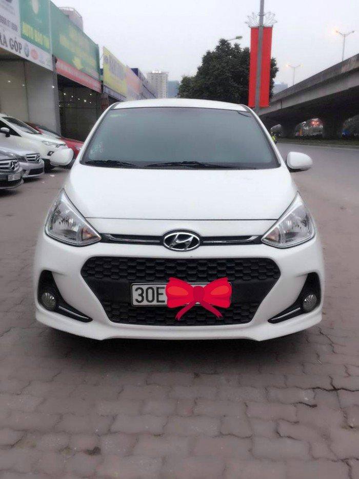 Hyundai grand i10 nhập ấn nguyên chiếc 2017