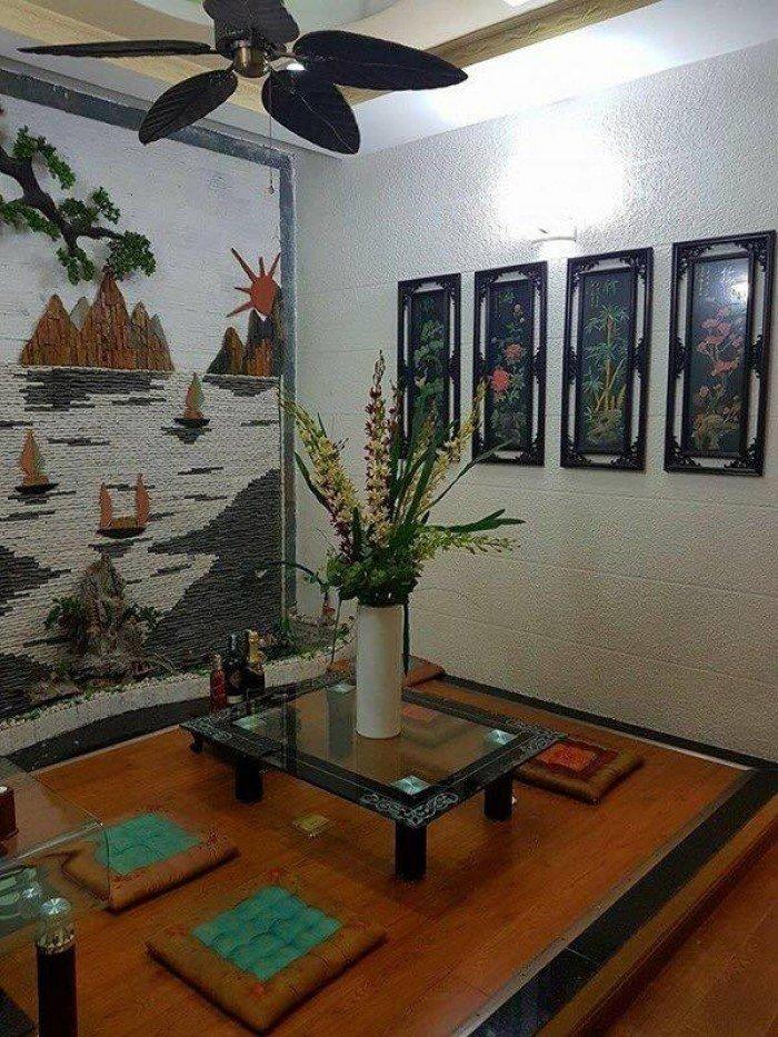 Bán nhà phố Khương Đình, 40m,5T, vị trí đắc địa số 1 Hà Nội