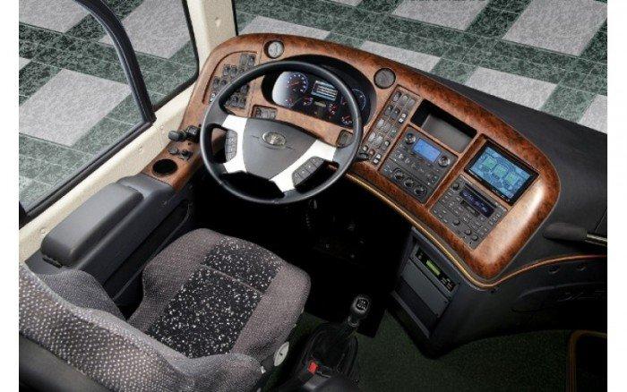 Hỗ trợ mua trả góp 80% xe khách Daewoo FX120- 47 chỗ. TT 850TR- Giao xe-ĐKĐK ngay