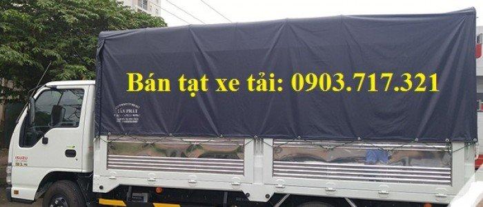 Bán Bán bạt xe tải * Địa chỉ may bạt xe tải *  Bạt phủ thùng xe tải* Gía bạt xe tải các loại 4