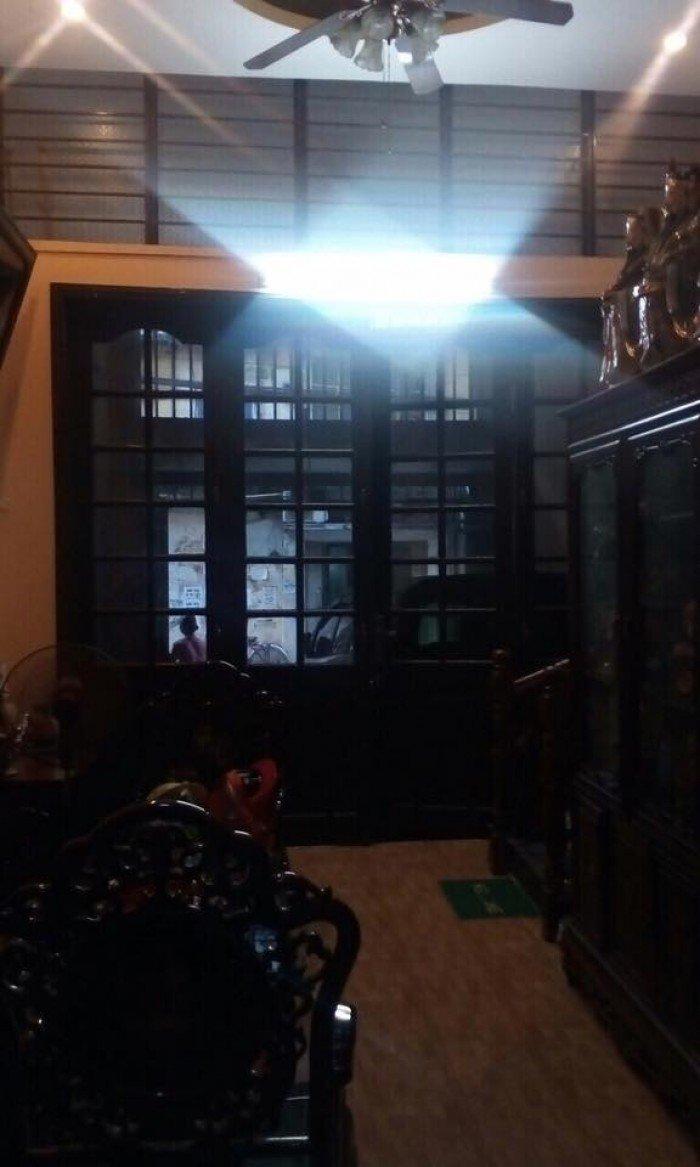 Bán nhà mặt phố Bùi Ngọc Dương 72m2, 5T, ôtô vào nhà MT 4,5m.