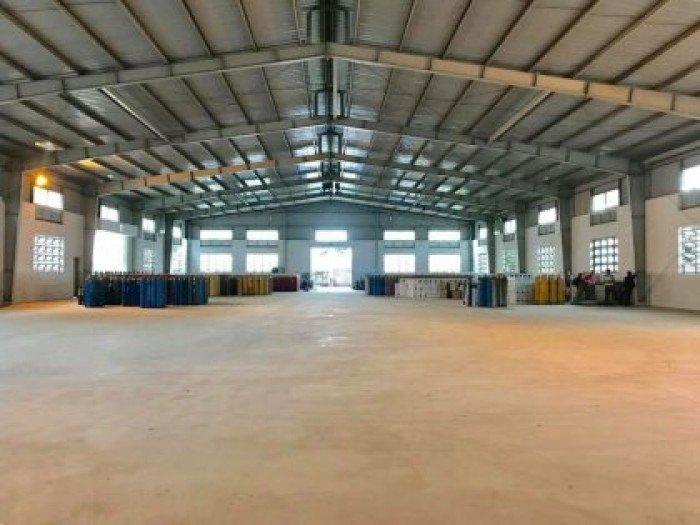 Cho thuê xưởng mới đẹp 1210m2 tại KCN KHai Sơn, Thuận Thành 3 Bắc Ninh