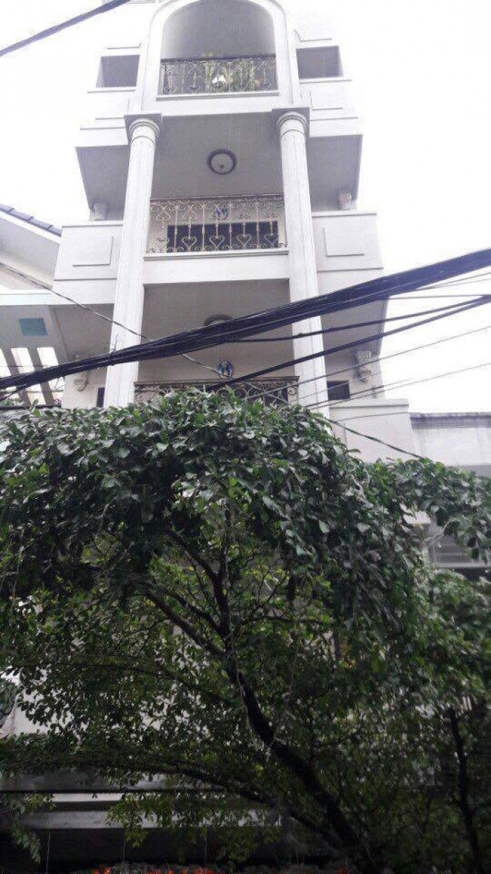 Bán nhà 5.95 tỉ, 3.9x15m, Hẻm 8m Đường Trần Tấn, P.Tân Sơn Nhì, Q.Tân Phú