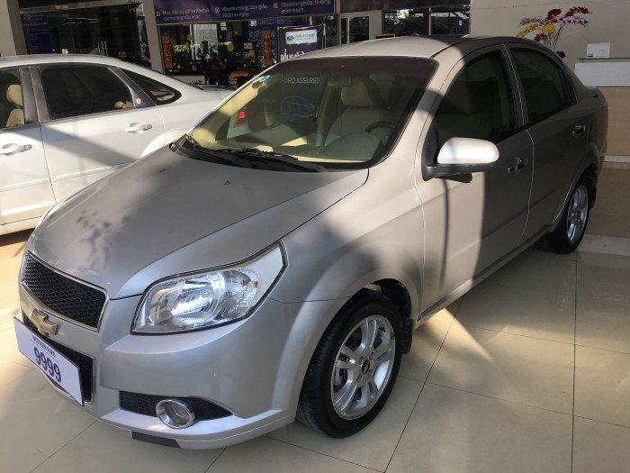 Bán xe Chevrolet Aveo 2013 - xe chất giá tốt
