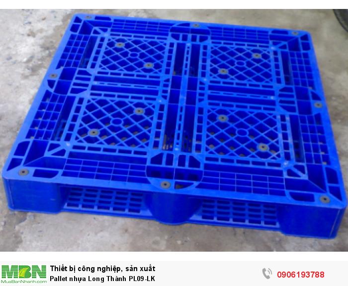 Pallet nhựa Long Thành cũ, còn nhiều loại pallet nhựa Long Thành khác. Liên hệ: 0906193788 (24/24 - Phòng Kinh Doanh)