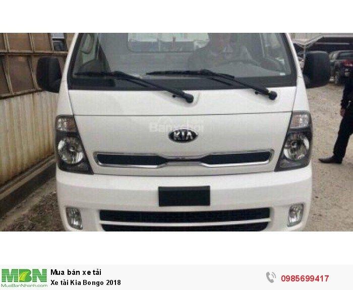 Xe tải Kia Bongo 2018