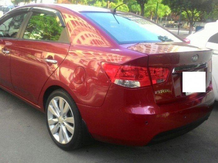 Cho thuê xe tự lái Kia Forte 2011 giá cực kỳ cạnh tranh