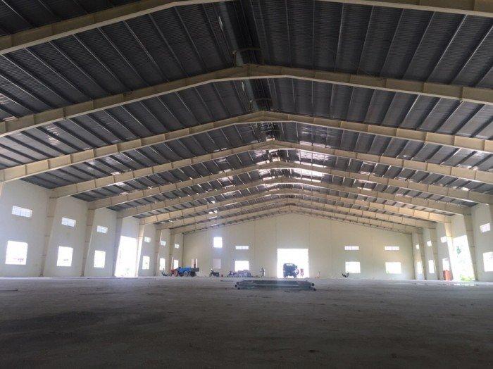 Cho thuê xưởng 3020m2 tại xã Ngọc Thanh, Vĩnh Phúc có thể sx tái chế, phế liệu