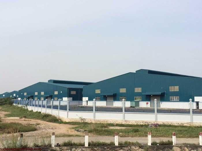 Cho thuê nhà xưởng tại Phúc Yên Vĩnh Phúc 4000m, 8000m2 gần QL2