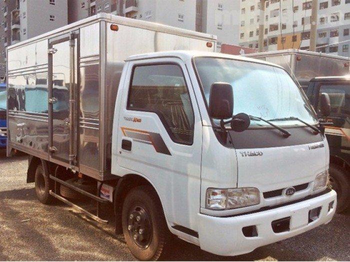 Xe tải kia Thaco Trường Hải, hỗ trợ trả góp, có xe giao ngay