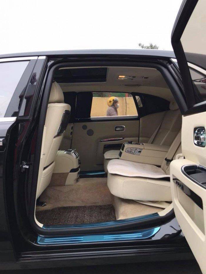 Rolls Royce Ghost LWB model 2012 6