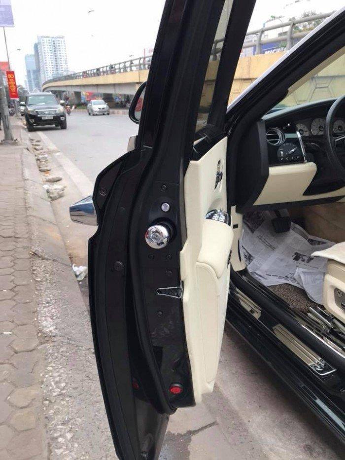 Rolls Royce Ghost LWB model 2012 5