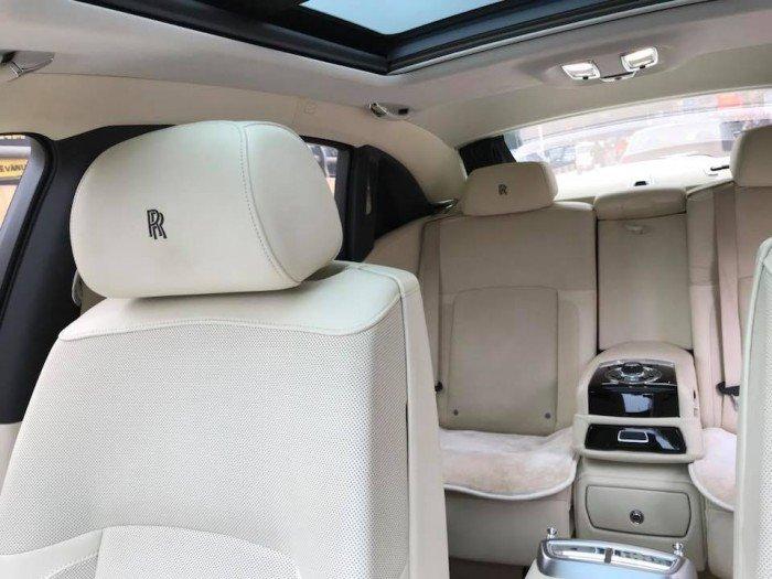 Rolls Royce Ghost LWB model 2012 7