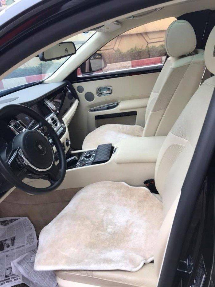 Rolls Royce Ghost LWB model 2012 4