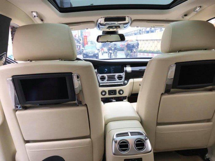 Rolls Royce Ghost LWB model 2012 2