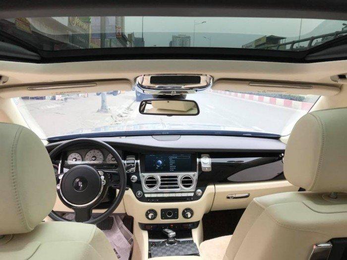 Rolls Royce Ghost LWB model 2012 3