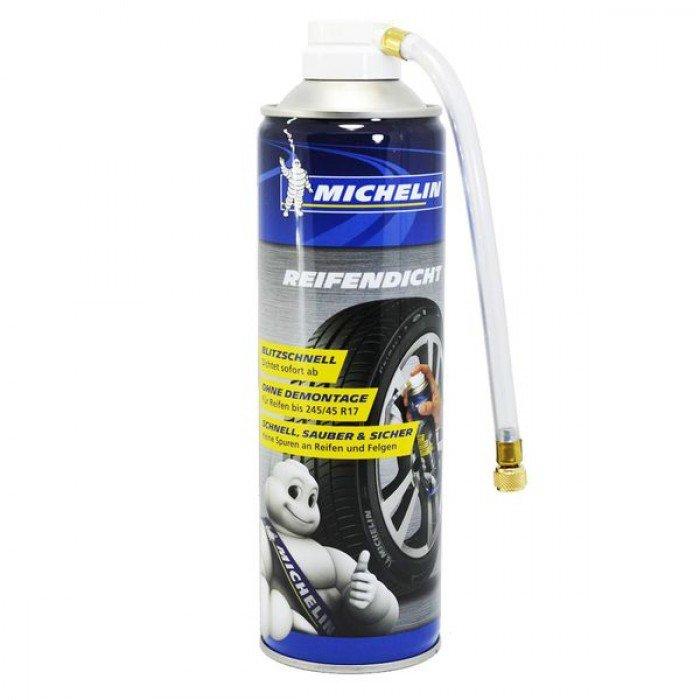 Michelin 92423 có tính năng vá và bơm lốp xe khẩn cấp bạn sẽ không cần phải lo lắng khi lốp xe bị thủng bất ngờ. Sản phẩm rất thuận tiện cho việc sửa chữa, chỉ trong vài phút xe của bạn có thể lăn bánh trở lại.