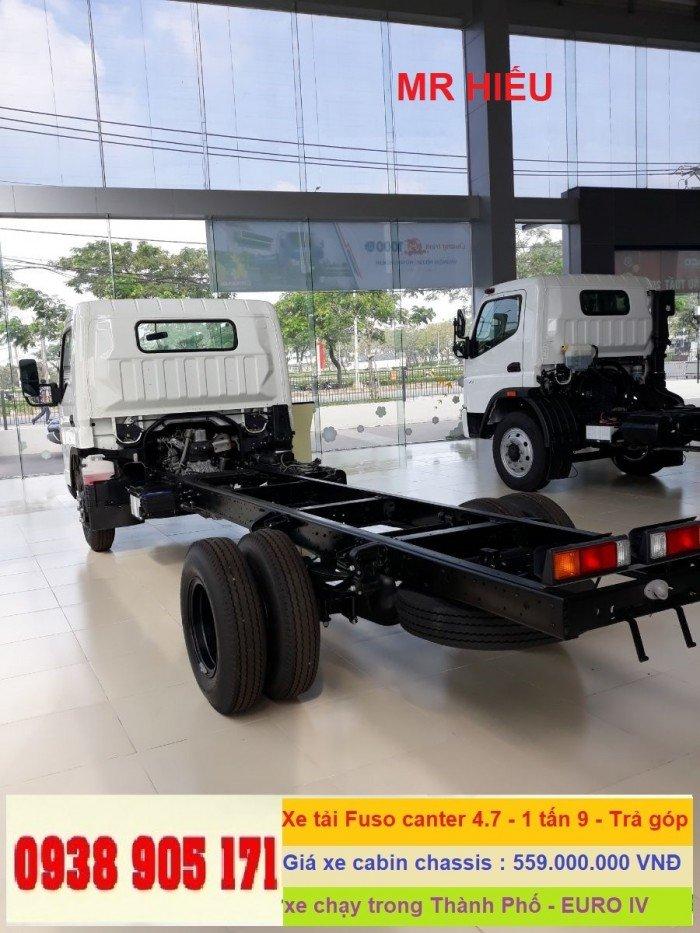 Xe tải thaco Fuso Canter 4.5 tấn, xe tải nhật bản Mitsubishi fuso, giá xe fuso rẻ nhất 6
