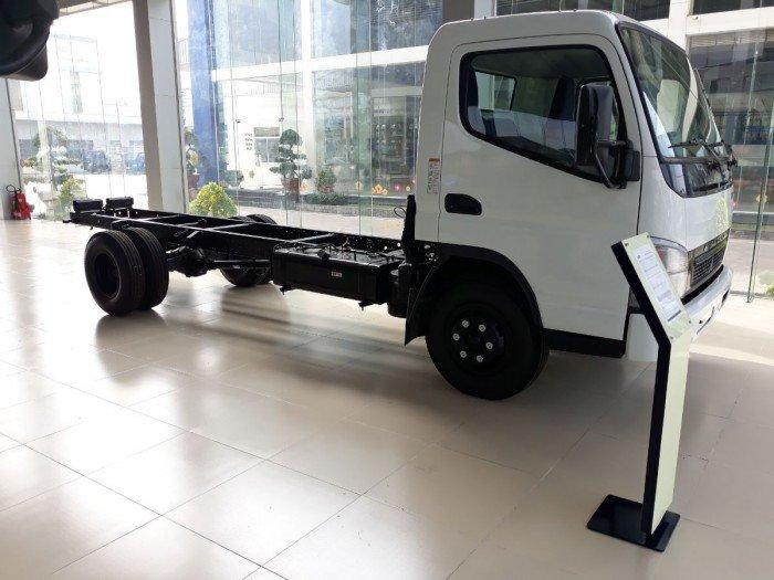 Xe tải thaco Fuso Canter 4.5 tấn, xe tải nhật bản Mitsubishi fuso, giá xe fuso rẻ nhất 5