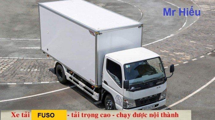 Xe tải thaco Fuso Canter 4.5 tấn, xe tải nhật bản Mitsubishi fuso, giá xe fuso rẻ nhất 2