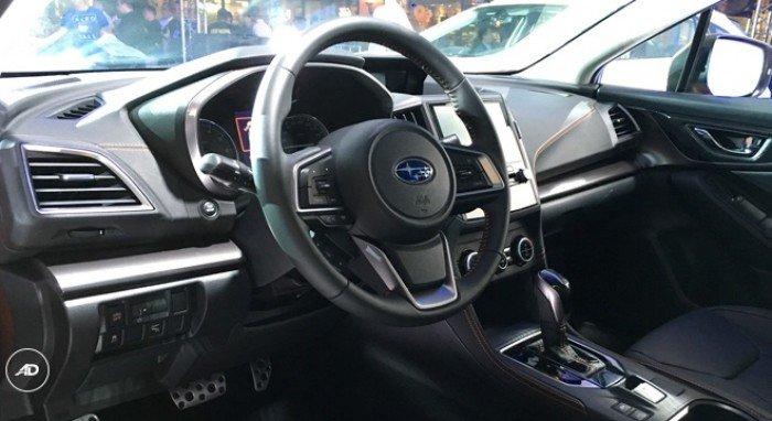 Hãy là người sở hữu đầu tiên dòng xe XV 2018 với thiết kế eyesight và khung gầm mới