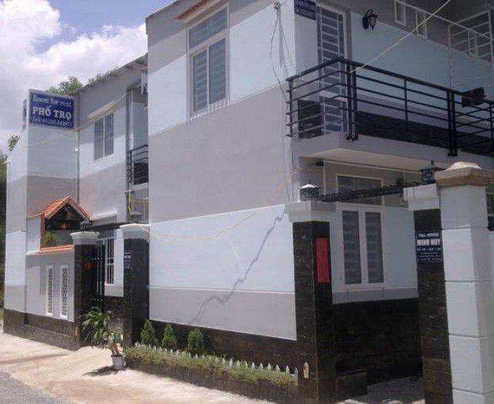 Ngân hàng siết nợ Bán Gấp Dãy trọ 22 Phòng 188m2 Giá Rẻ 8,5 Tỷ Đường Nguyễn Bình