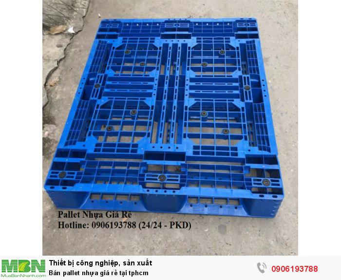 Báo giá pallet nhựa tại tphcm6