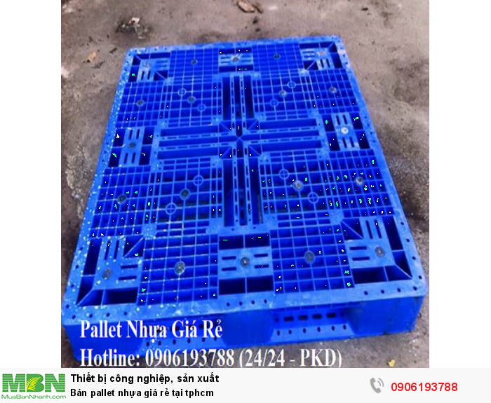Bán pallet nhựa giá rẻ tại tphcm11