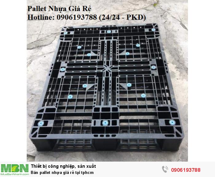 Giá pallet nhựa tại tphcm. Liên hệ: 0906193788 (24/24 - Phòng Kinh Doanh)12