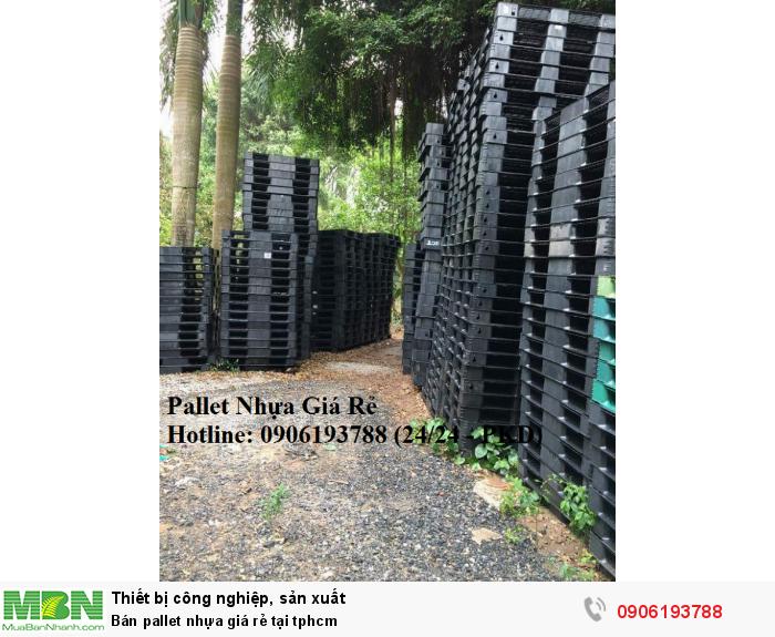 Kho pallet nhựa giá rẻ tại tphcm18