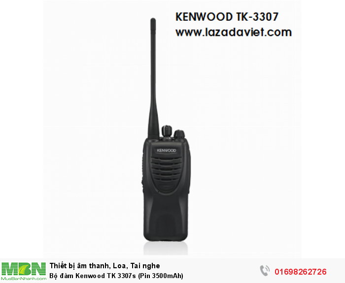 Bộ đàm Kenwood TK 3307s0
