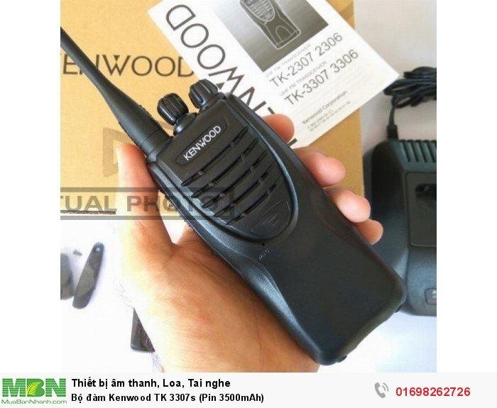 Bộ đàm Kenwood TK 3307s (Pin 3500mAh)2