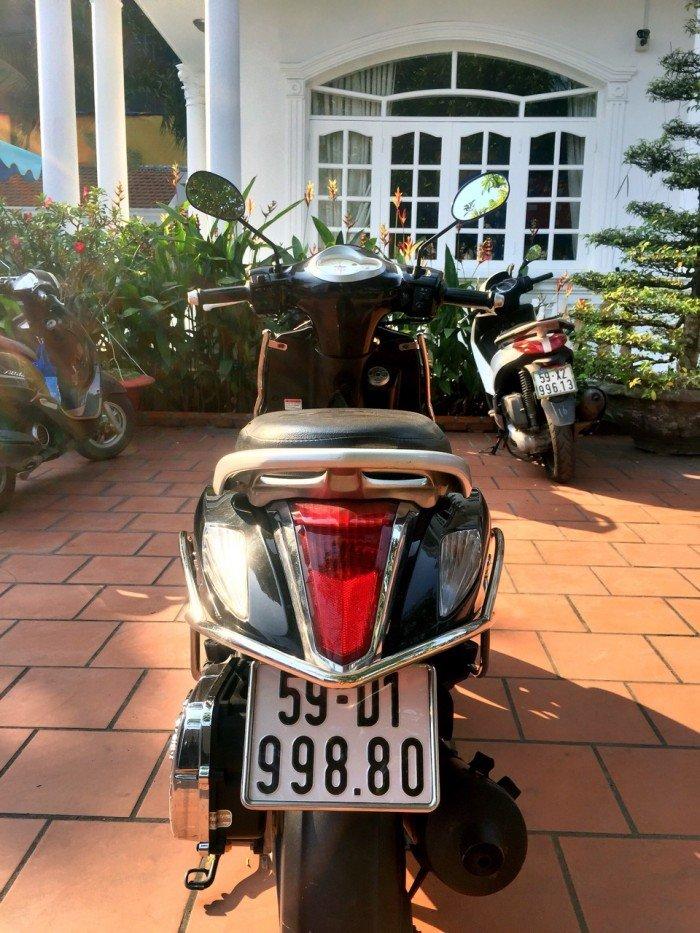 Yamaha Nozza xe Biển số VIP (đời cuối nữ chạy)