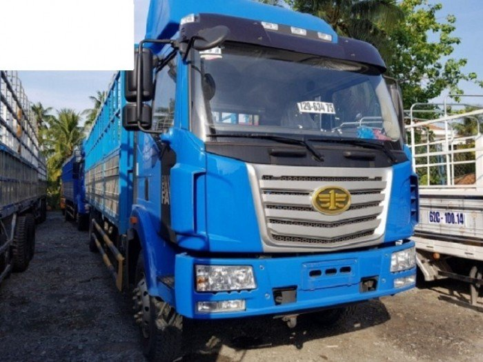 Bán xe tải FAW 8 tấn thùng siêu dài 10 mét, hỗ trợ góp qua ngân hàng 0